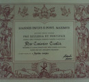 308-5o-order-papieski-dyplom